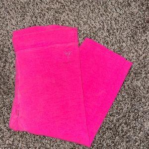 {JUSTICE} Capri Pink Leggings